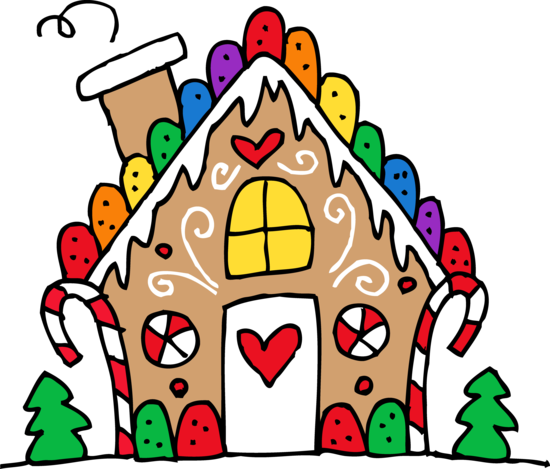 cute gingerbread house clipart Hh5FKS.tmp
